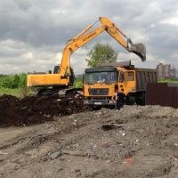 Комплекс работ по уборке территории